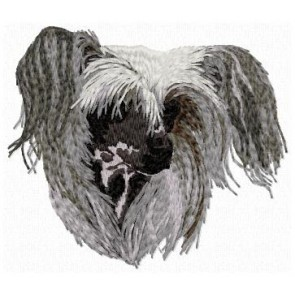 Chinese Crested Dog - DD132
