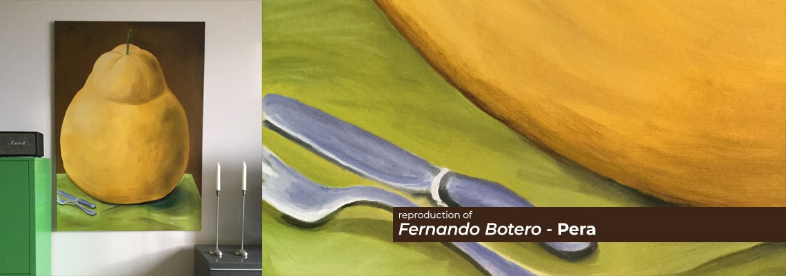 Fernando Botero - Pera