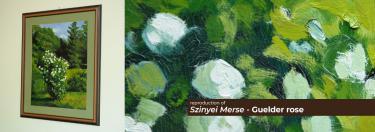 Szinyei Merse - Guelder rose